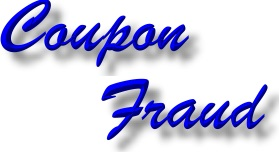 About Credit Note Fraud and Coupon Fraud