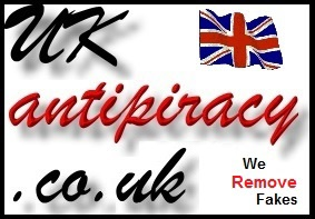 We Remove Fakes - UK Anti piracy