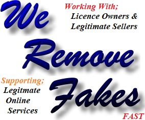 UK Anti Piracy Remove Fakes - Remove Counterfeits